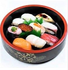【雅】寿司10貫盛り