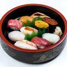 お持ち帰りで寿司・丼物・お刺身も!