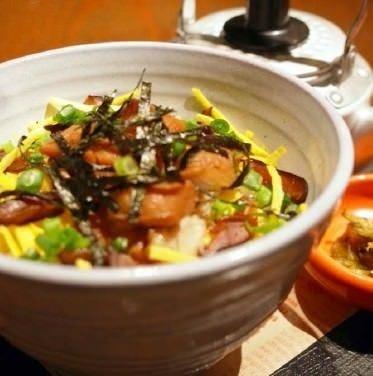 奄美群島の郷土料理 鶏飯(けいはん)