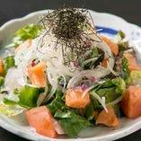 いろどり特製海鮮サラダ