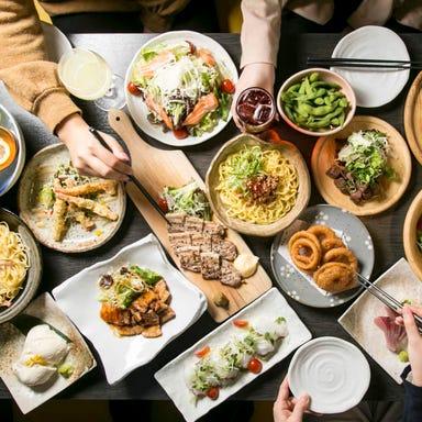 全席完全個室 食べ飲み放題 ゆずの小町 紙屋町店 メニューの画像