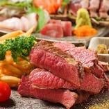 今ならスタミナ肉の食べ放題コースもご用意!