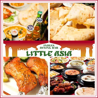 Dining Little Asia