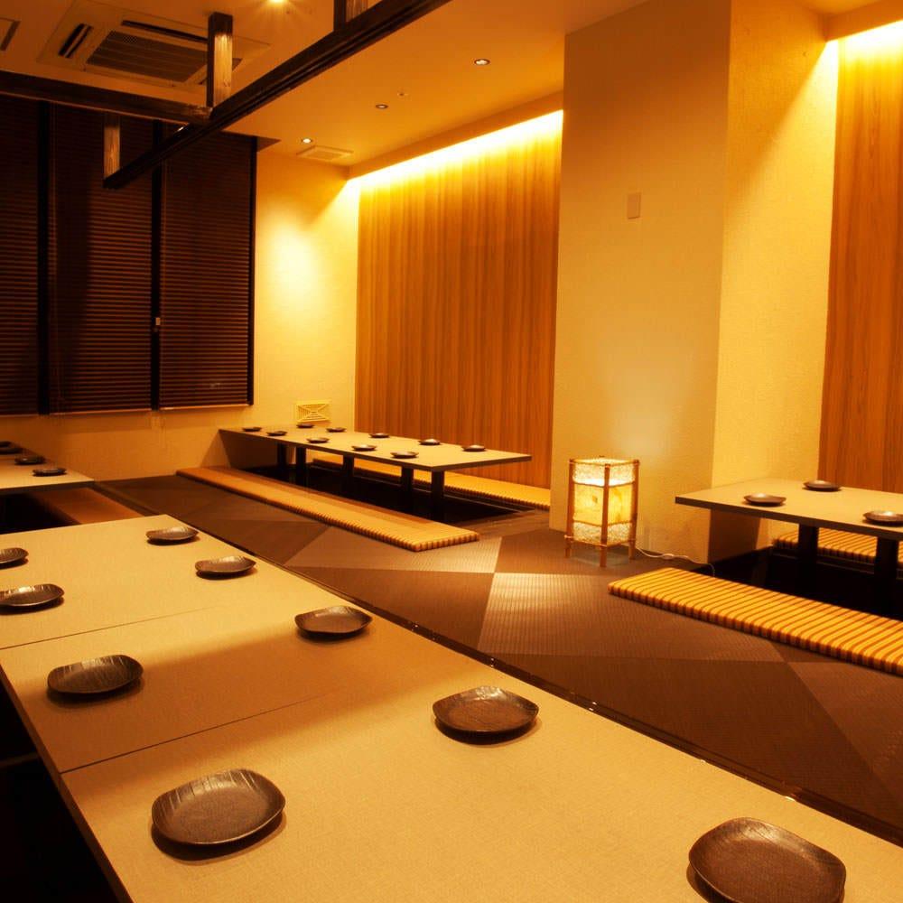 個室居酒屋 ひなた‐HINATA‐ 福岡博多駅筑紫口店