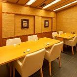 テーブル席(~10名様)