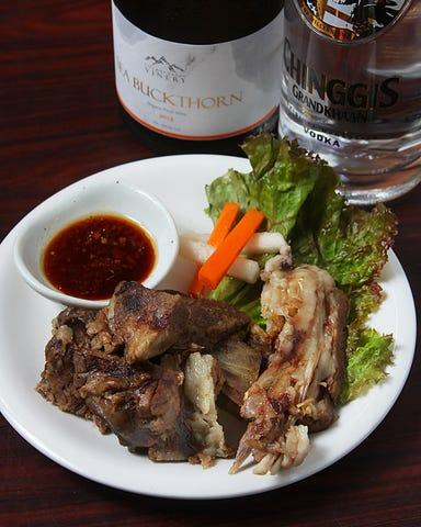 モンゴル料理 居酒屋 青空アイル  コースの画像