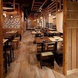 刈谷駅すぐ♪美味しいお料理を寛ぎの空間で…