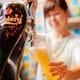 キンキンに冷えた生ビールも飲み放題で楽しめます!