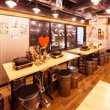 大衆ジンギスカン酒場 東京ラムストーリー 品川店  店内の画像