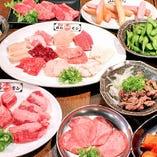 宴会プランや食べ放題プランなど多数ご用意しております。
