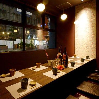 天ぷらとおでん 個室居酒屋 天串(TENGUSHI) 四日市駅前店 店内の画像
