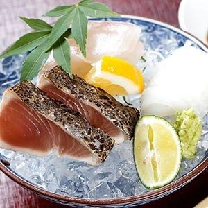 地酒と供におすすめの魚料理