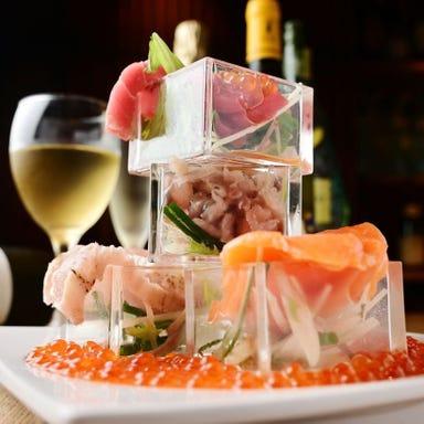 旨い鮮魚とガブ飲みワイン サカナギャング。勝川駅前店 メニューの画像