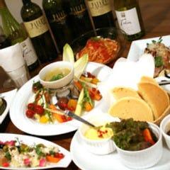 Grill&Wine CREAM KITCHEN  コースの画像
