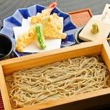 手打ち蕎麦「江戸切り 幌加内蕎麦」【北海道幌加内産】