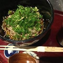 京都九条葱蕎麦
