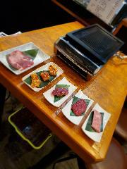 上六 焼肉JAPAN
