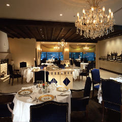 リーガロイヤルホテル レストラン シャンボール
