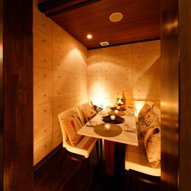 仙台牛とチーズとワインのお店 Forma 川越店 店内の画像
