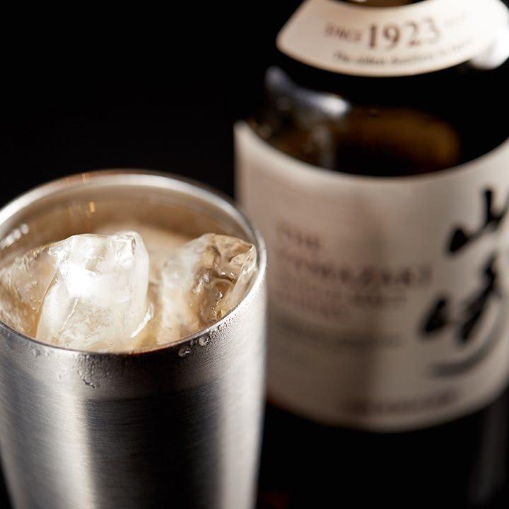 独特の華やかな香りと良く冷えた炭酸が調和した絶妙な味わい