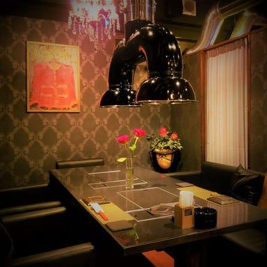 極上焼肉LOUNGE 神楽  店内の画像
