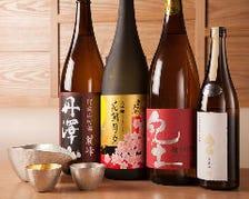 ソムリエが厳選したワインと日本酒