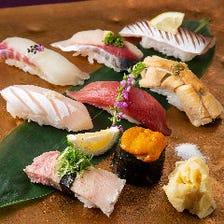 握り寿司(八貫)