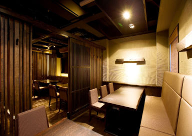 旬彩酒房 一の木  店内の画像