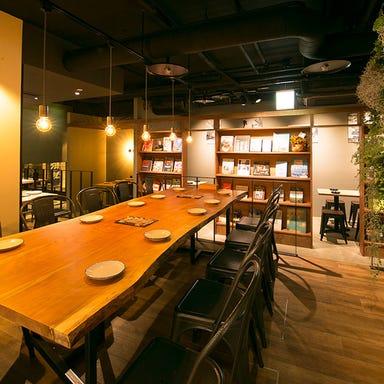 #お肉とチーズとワイン next..肉MARKET 天王寺店 店内の画像