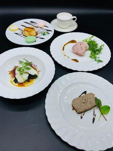 JRホテルクレメント宇和島 レストラン シレーヌ  コースの画像