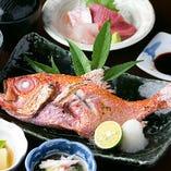 本日の焼魚 定食