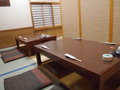 旬菜天ぷら えがしら  店内の画像