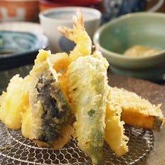 旬菜天ぷら えがしら