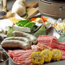 産地厳選の食材をお楽しみください!