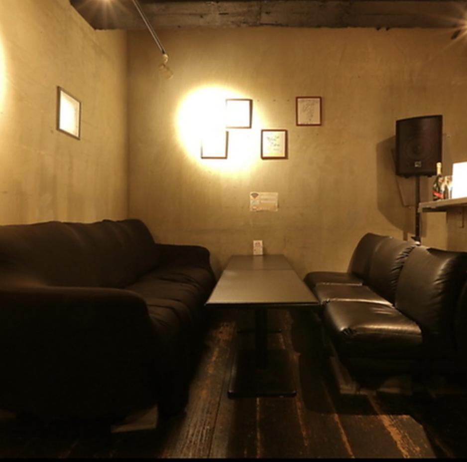 ◆落ち着いた隠れ家空間