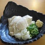 鎌倉からの寄せ豆腐