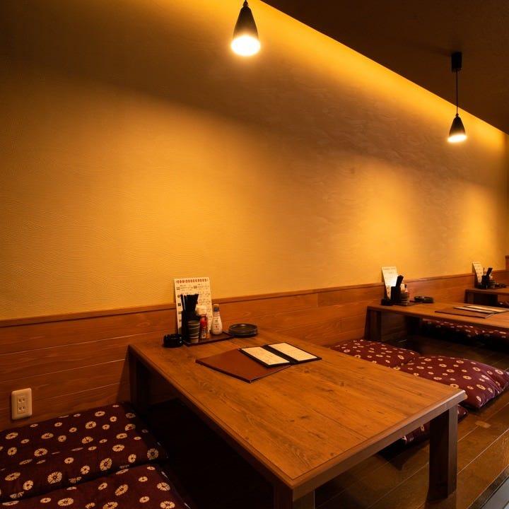 生ビール・地酒4種含む2時間飲み放題 1,800円!
