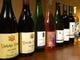 ワインも色々とご用意しております。