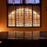 【1階】個室 または 半個室(椅子.テーブル) 【2階】大広間(椅子・テーブル)または、個室(堀ごたつ)