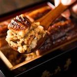 1ドリンク付【鰻重コース】前菜など全4品 5,000円(税込)