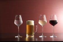 ◆80種類以上のお酒をご用意
