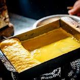 ★人気★こだわり卵の鶏ガラスープで出し巻【---】