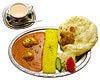 【カレーチョイスランチ】 Curry Choice Lunch
