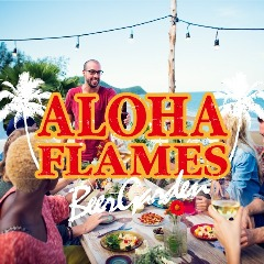 新宿ハワイアンビアガーデン ALOHA FLAMS
