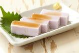 自家製ジーマミ豆腐