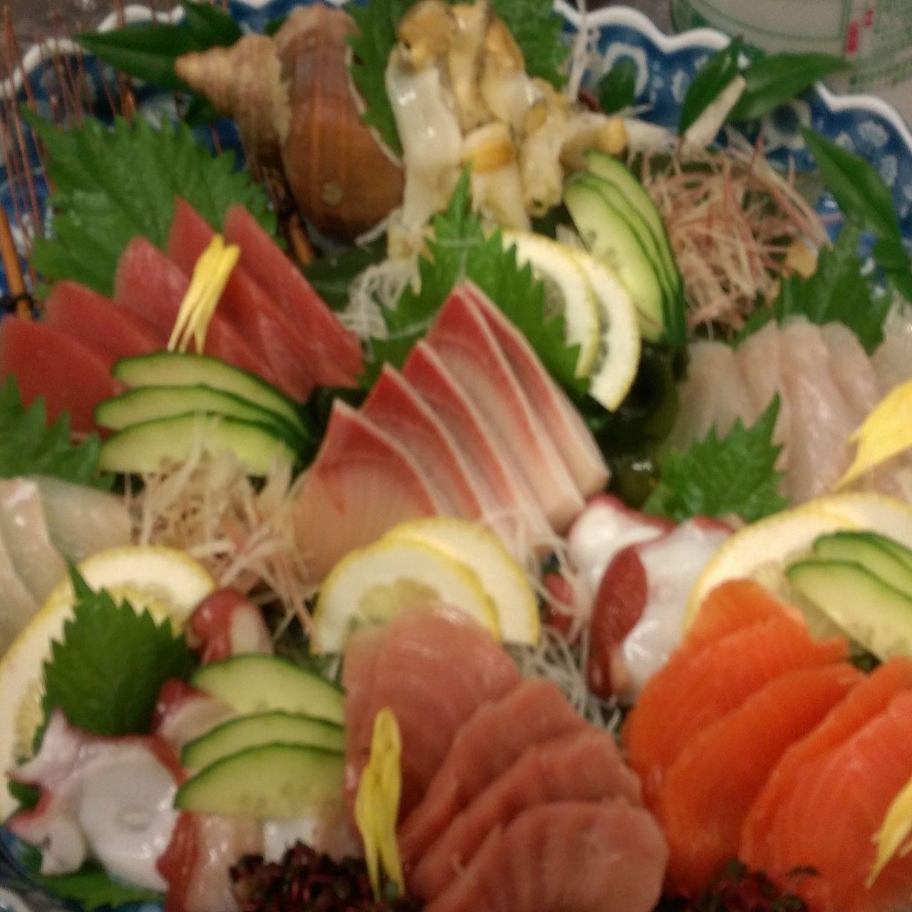 旬素材と鮮魚が味わえるご宴会プラン