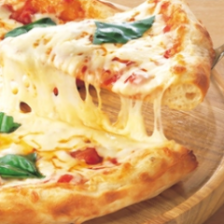《ピザマルゲリータ》