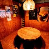 【6名様まで】円卓個室