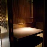 2~4名様の完全個室