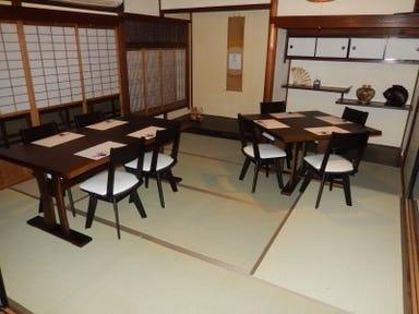 日本料理と和カフェ姫山茶寮  店内の画像